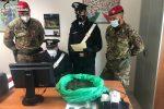 Oltre 1 chilo e mezzo di droga nascosto in balcone, arrestato a Carlentini