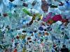 Installazione di Tan Zi Xi (Singapore) sulla plastica che inquina gli oceani  (fonte: Choo Yut Shing/Flickr)