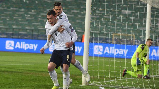 nazionale, Sicilia, Calcio
