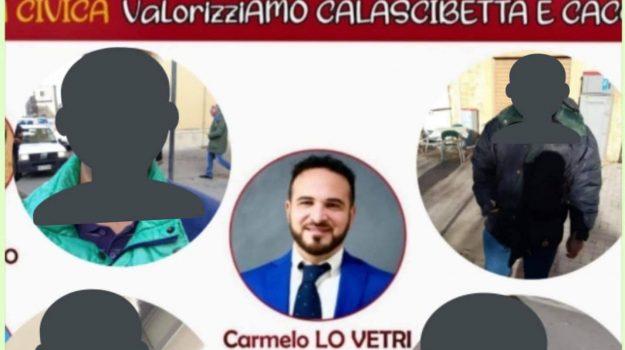 amministrative, Calascibetta, disabili, Carmelo Lo Vetri, Enna, Politica