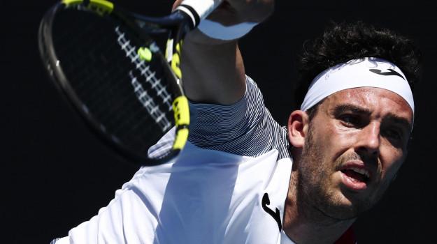 Tennis, Marco Cecchinato, Sicilia, Sport