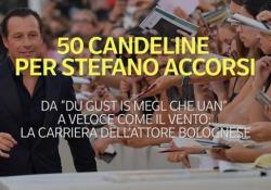 Cinema, Stefano Accorsi spegne 50 candeline Dalla pubblicità al grande schermo: la carriera dell'attore bolognese - Ansa