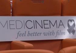 Covid, il cinema come strumento di riabilitazione per i caregiver: «Combatte stress e ansia» Al Niguarda di Milano è nato il progetto «Ciak» - Ansa