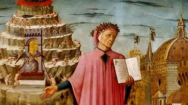 divina commedia, tv, Dante Alighieri, Sicilia, Cultura