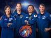 Lequipaggio della missione Crew-2 pronto a partire verso la Stazione spaziale (fonte: NASA)