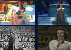 «DocuParade», i volti noti ricordano «il loro» Sanremo  - Corriere Tv