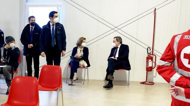 coronavirus, governo, vaccino, Mario Draghi, Sicilia, Politica