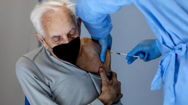 coronavirus, vaccino, Enna, Cronaca