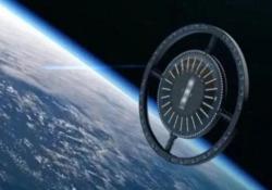 Ecco come sarà il primo hotel che orbita intorno alla Terra La costruzione del primo albergo sospeso nell'orbita terrestre inizierà nel 2025 - CorriereTV