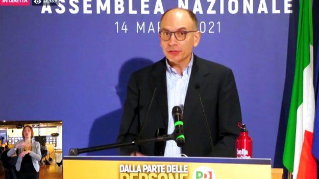 partito democratico, Enrico Letta, Nicola Zingaretti, Sicilia, Politica
