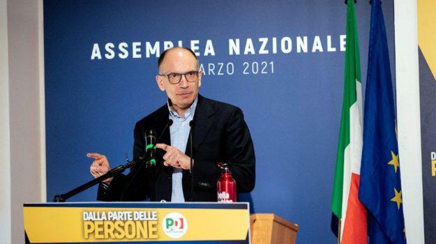 partito democratico, Enrico Letta, Sicilia, Politica