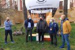 Caltanissetta, la Federazione ciclistica per i giovani atleti: donate 10 biciclette e un albero commemorativo