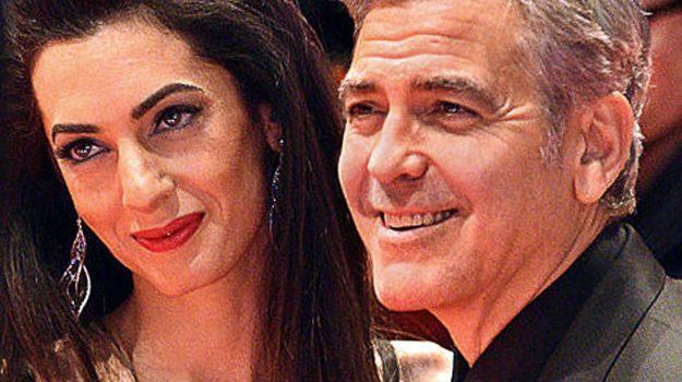 gossip, Amal Alamuddin, George Clooney, Sicilia, Società