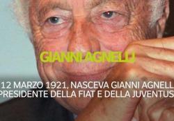 Gianni Agnelli, 100 anni fa nasceva «l'Avvocato» Icona di stile ed eleganza, tifoso appassionato della Juventus e della Ferrari - Ansa
