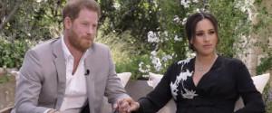 """L'intervista di Harry e Meghan, tutte le accuse alla casa reale: """"Lei voleva suicidarsi ma fu ignorata"""""""