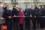 """A Siracusa inaugurato il nuovo """"hub"""" per le vaccinazioni anti-Covid: è il terzo in Sicilia"""