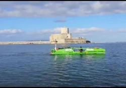 Il benvenuto  in Sicilia a  Trapani  - Corriere Tv