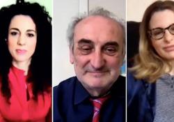La Dad fa male? Silvia Avallone, Daniele Novara e Teresa Ciabatti insieme per la scuola  - CorriereTV