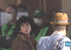 Lady Gaga sul set del film «Gucci» a Milano: la star nei panni di Patrizia Reggiani La star è in italia per le riprese del film in cui è coprotagonista con Adam Driver - AGTW