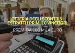 Lotteria degli scontrini, estratti i premi da 100 mila euro: controlla qui i codici vincenti Premi da 100 mila euro - Ansa