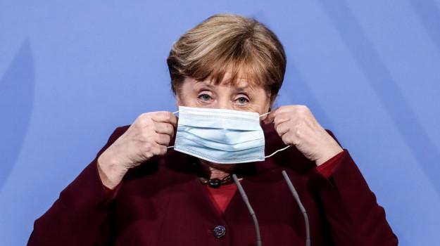 astrazeneca, coronavirus, germania, Angela Merkel, Sicilia, Mondo