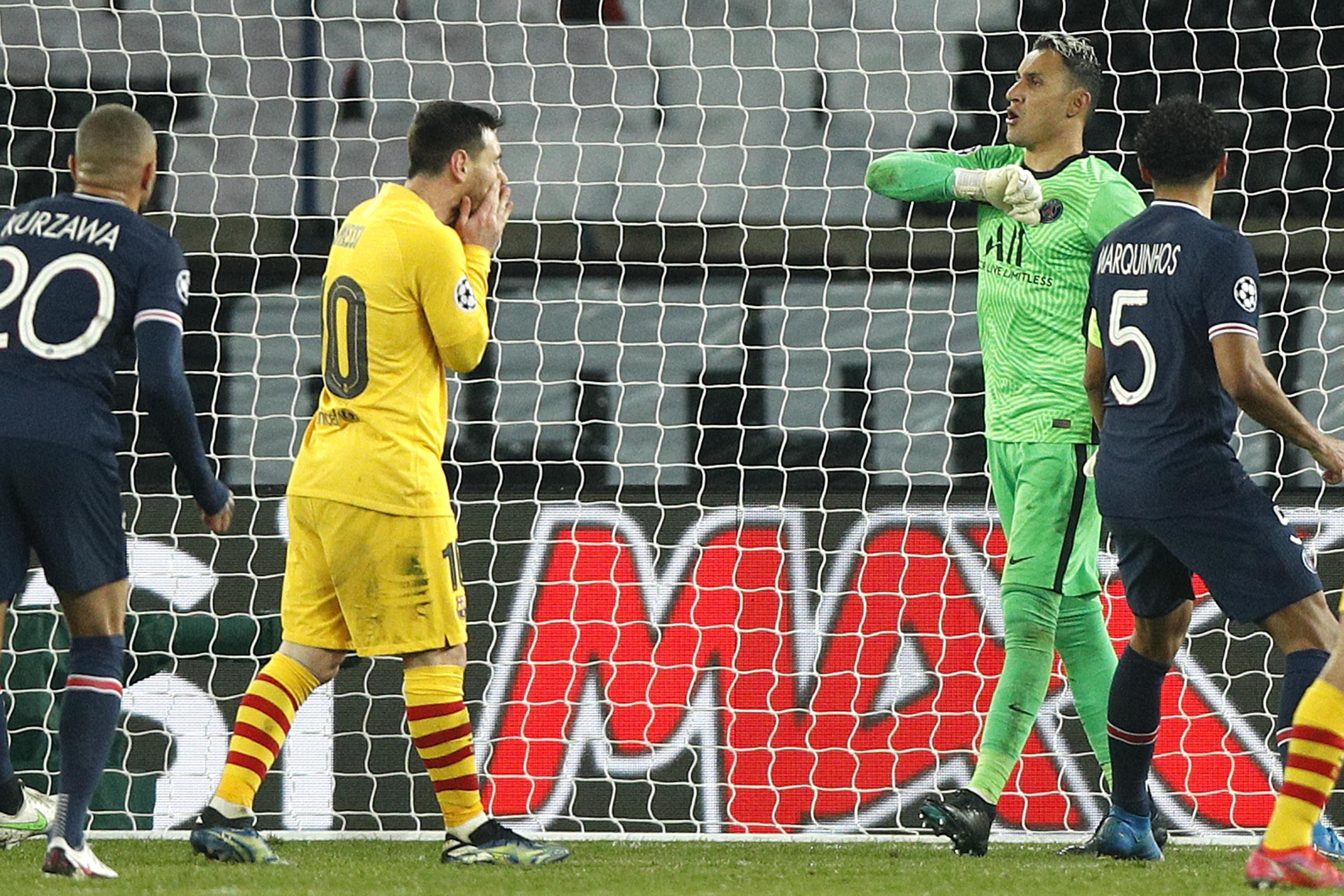 Champions, niente rimonta per il Barcellona: Psg ai quarti ...