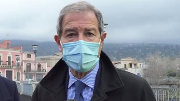 astrazeneca, coronvirus, vaccino, Nello Musumeci, Sicilia, Politica