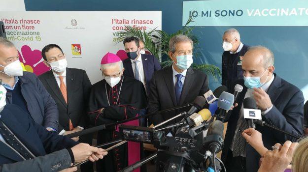 coronavirus, vaccino, Nello Musumeci, Sicilia, Politica