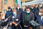 """A Ragusa il nuovo hub, Musumeci: """"Dobbiamo continuare, i vaccini sono l'unica arma"""""""