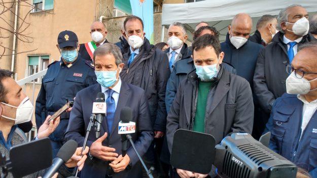 coronavirus, vaccino, Nello Musumeci, Ragusa, Politica