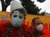 """Palermo, la protesta dei lavoratori del circo a Palazzo d'Orleans: """"Noi mai menzionati nei decreti"""""""