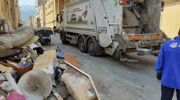 rap palermo, rifiuti, Girolamo Caruso, Palermo, Economia