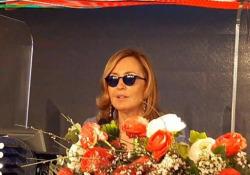 Sanremo, Barbara Palombelli: «Lo spettacolo dal vivo è una fabbrica di serenità» La co-conduttrice della serata ricorda la passione per il festival