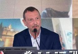 Sanremo, l'annuncio ufficiale: «Dopo due Festival così, non ci sarà un Ama-ter» Il direttore artistico e presentatore ha dato la conferma: non tornerà il prossimo anno - Ansa