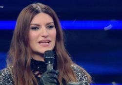 Sanremo, Laura Pausini si commuove dopo la vittoria del Golden Globe: «Sono molto emozionata»  L'emozione della cantante che tutti hanno conosciuto sul palco dell'Ariston 28 anni fa con «La solitudine» - Ansa