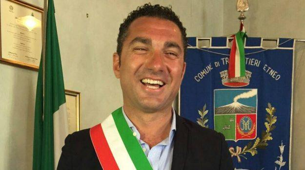 amministrative, tremestieri etneo, Santi Rando, Catania, Politica