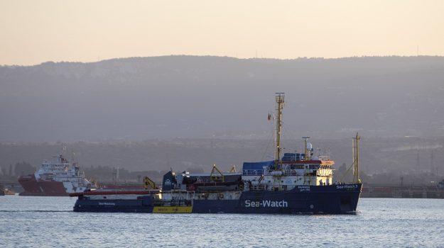 migranti, Sea Watch, Siracusa, Cronaca