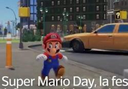 Super Mario day, il 10 marzo si festeggia l'idraulico più famoso del mondo 40 anni fa la prima apparizione nel videogioco Donkey Kong - Ansa