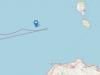 Terremoto al largo delle isole Eolie, registrate due scosse all'alba