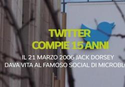 Twitter compie 15 anni: il 21 marzo 2006 Jack Dorsey dava vita al famoso social Ora punta a 315 milioni di utenti attivi ogni giorno - Ansa