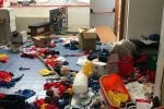 Gela, nuovo raid vandalico al PalaCossiga a pochi giorni dalla riapertura