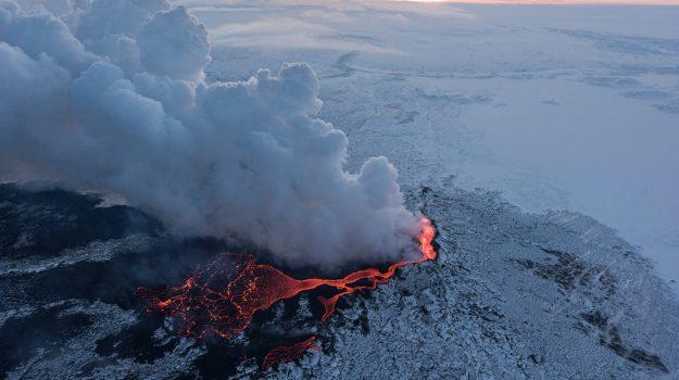 Islanda, reykjavik, vulcano, Sicilia, Mondo