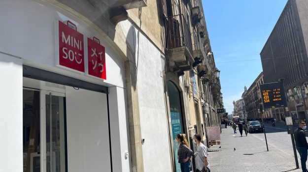 Miniso, Catania, Economia