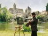 Passeggiate artistiche nella regione di Parigi