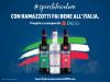 Ramazzotti sostiene aree verdi Fai con #Spiritotricolore