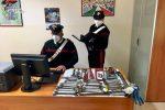 Rubano materiale ferroso in un cantiere di Carlentini, arrestati due catanesi
