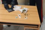 Priolo Gargallo, tiene droga in casa pronta per essere confezionata: arrestato