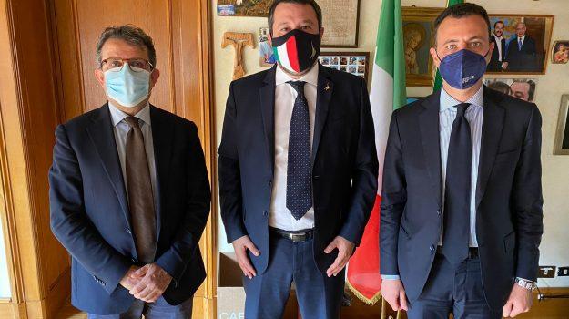 Lega, m5s, Francesco Mollame, Sicilia, Politica