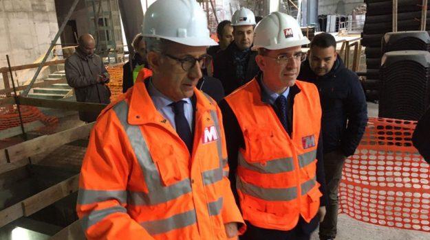 infrastrutture, regione siciliana, Marco Falcone, Catania, Economia