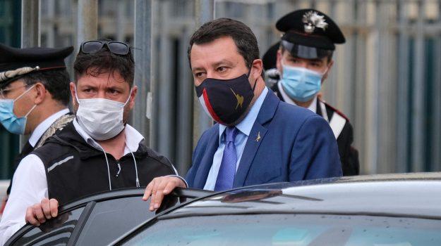 migranti, Open Arms, Matteo Salvini, Palermo, Cronaca